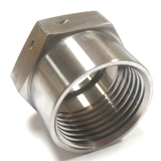 precision inconel machining
